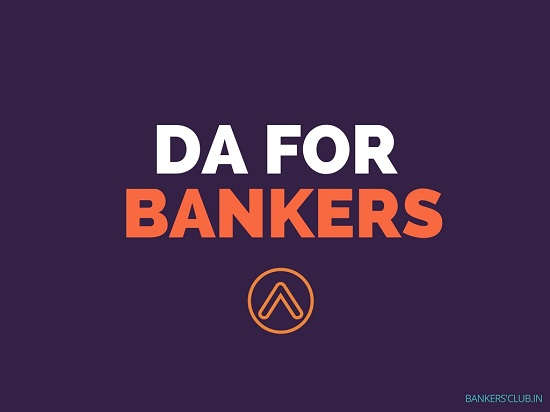 DA for Bank Employees from August 2017